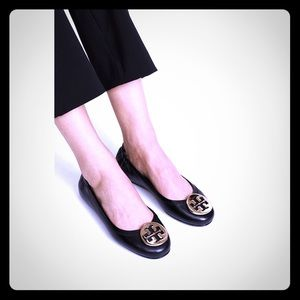Tory Burch black flats perfect for work or play